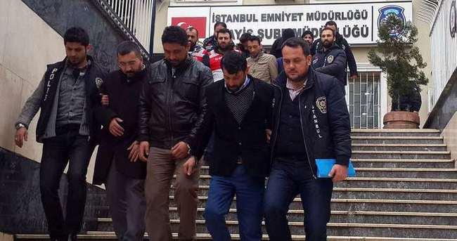 İstanbul'da call center operasyonu: 25 gözaltı