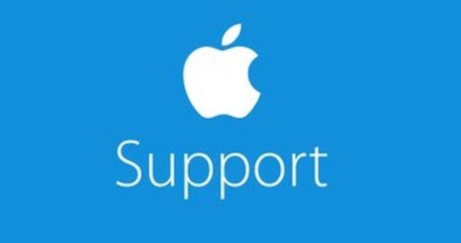 Apple'dan Twitter'da müşteri destek hesabı