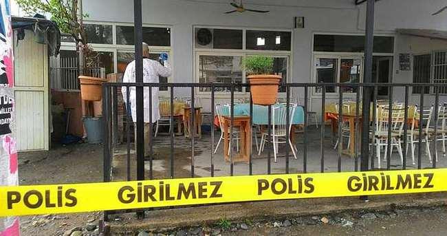 Adana'da kahvehanede ceset bulundu