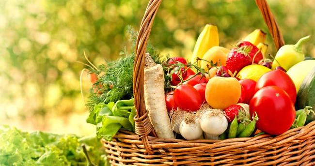 Meyve ve sebzelerle kalbinizi koruyun