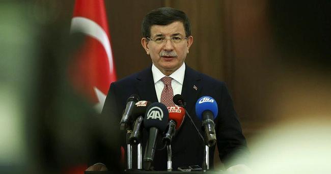 Başbakan Davutoğlu: HDP'lilerle ilgili fezlekeleri Meclis'e göndereceğiz