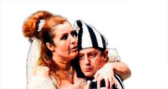 'Juliet' sahnede