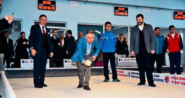 Kazan'da bocce Şampiyonası
