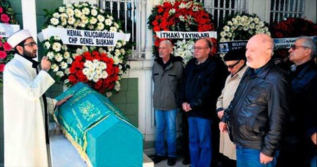 Ahmet Oktay'a son veda