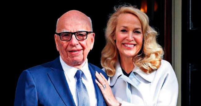 Murdoch 4. kez evlendi