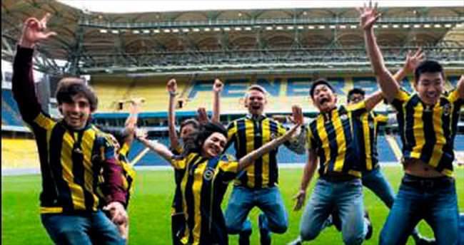 ABD'li gençlerden Kadıköy ziyareti
