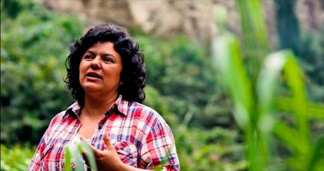 Çevreci aktivistin şüpheli ölümü