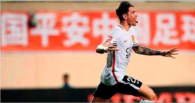 Ersan ilk maçında Çin tarihine geçti