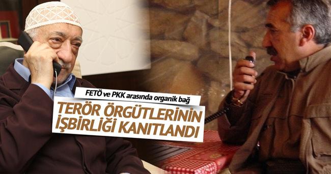 FETÖ PKK ile işbirliği yaptı