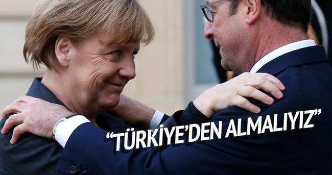 '400 bin mülteci Türkiye'den alınmalı'
