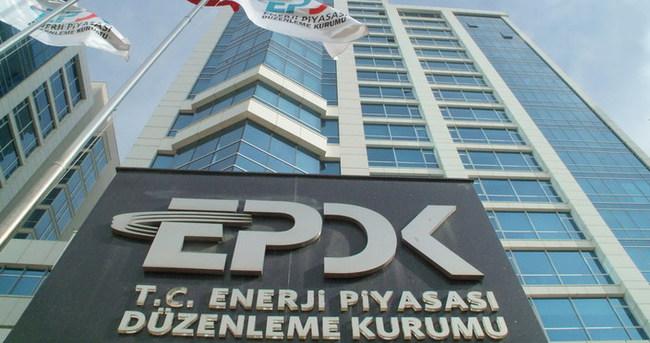 EPDK 10 şirkete ceza yağdırdı