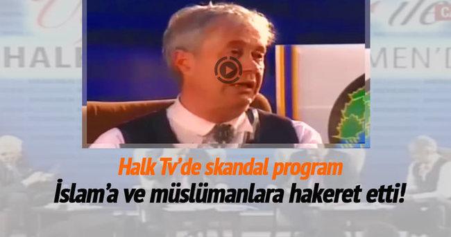 Halk Tv'de Metin Uca skandalı
