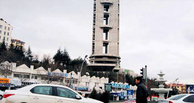 Cumhuriyet Kulesi için rapor tamam