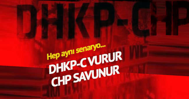 DHKP-C vurur, CHP savunur