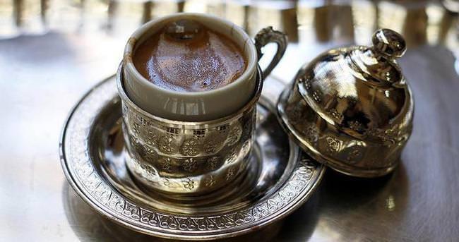 Katar'da Türk kahvesine yoğun ilgi