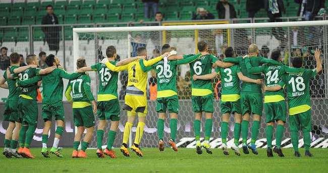 Bursaspor, Timsah Arena'da yenilmiyor