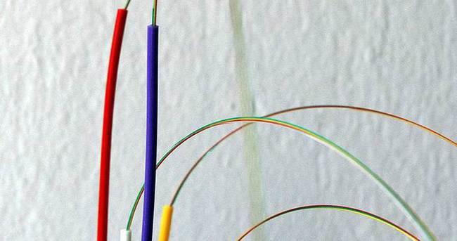 Fiber kablolar dünyayı 7 kez dolaştı