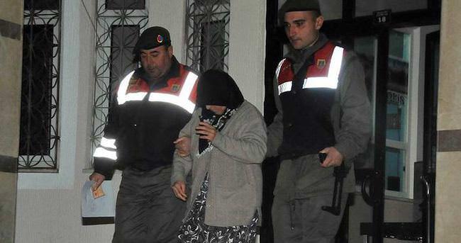 İki kez müebbet hapis cezası bulunan kadın yakalandı!