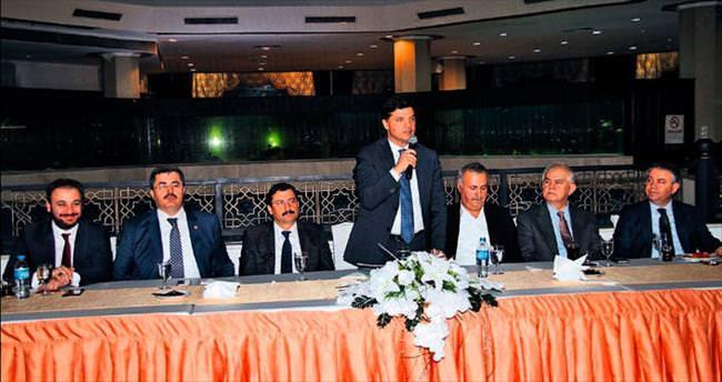 AK Parti'den birlik ve beraberlik buluşması