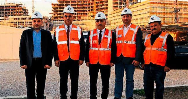 Adana'nın en büyük yatırımı Yüreğir'e