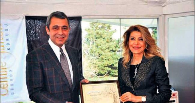 Gönüllü kadınlara İTO'dan ödül