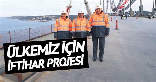 Davutoğlu: Mühür vurduk