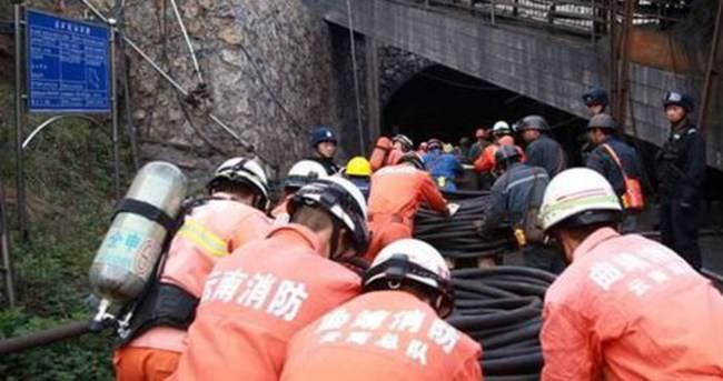 Çin'deki kömür madeninde grizu patlaması: 12 ölü