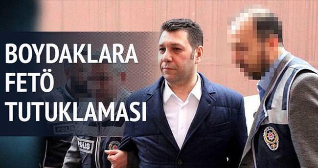 FETÖ operasyonunda Boydaklar tutuklandı