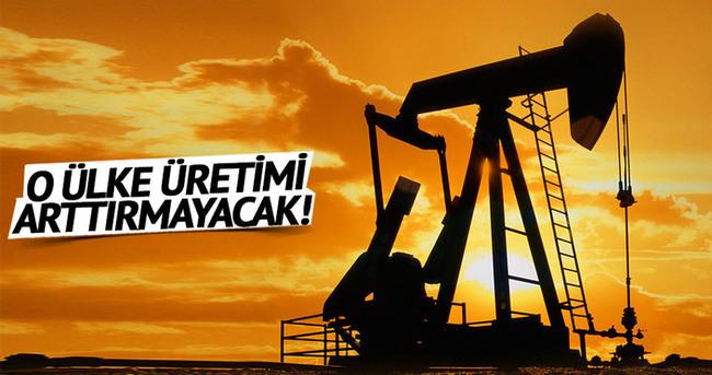 Azerbaycan petrol üretimini artırmayacak