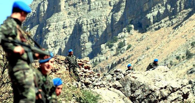 Tunceli ve Hakkari kırsalında terör operasyonu