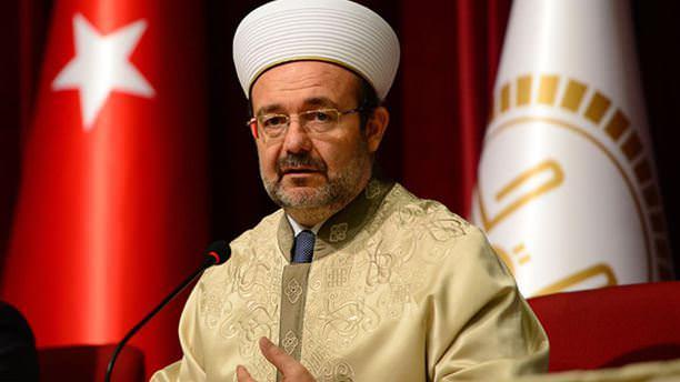 Mehmet Görmez PKK'ya yüklendi