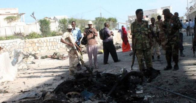ABD: Somali'de 150'den fazla terörist öldürüldü