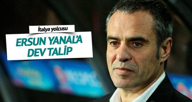Ersun Yanal Lazio'ya doğru