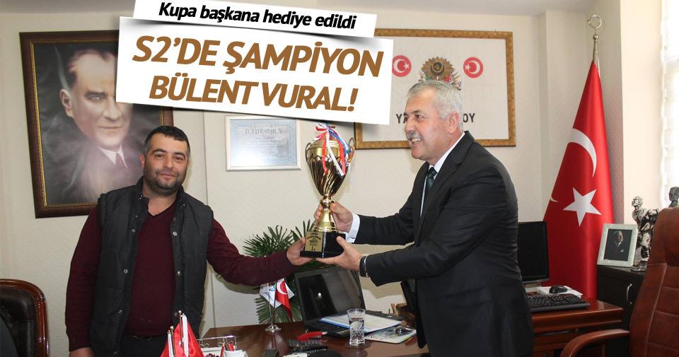 Kadirli off-road S2'de şampiyon Bülent Vural