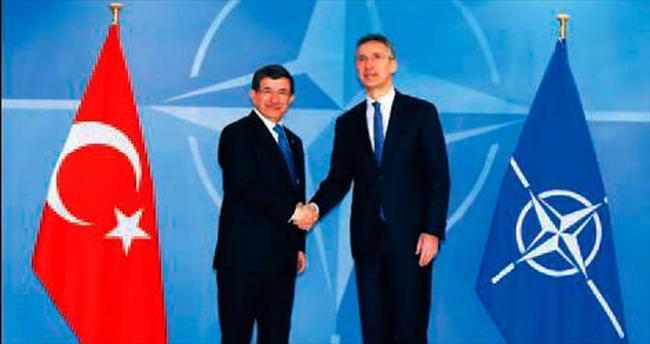 Türkiye ile NATO dayanışma içinde