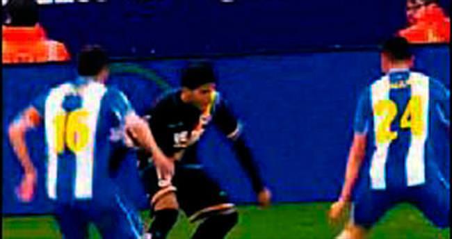 Aras La Liga'ya asistle başladı