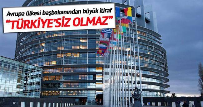 'Türkiye ile etkili işbirliği gerekiyor'