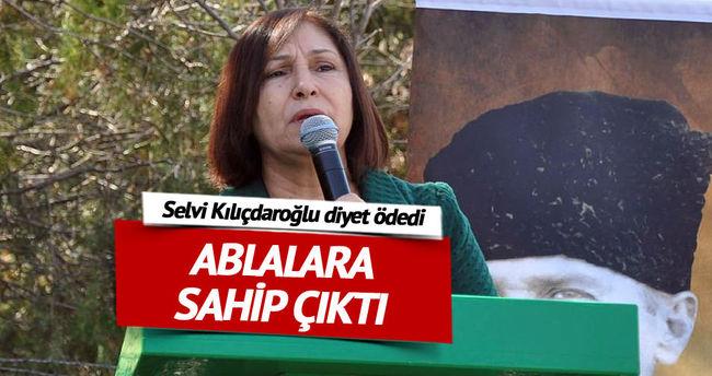 Selvi Kılıçdaroğlu ablaları sahiplendi
