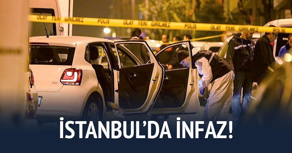 İstanbul'da silahlı saldırı: 2 ölü!