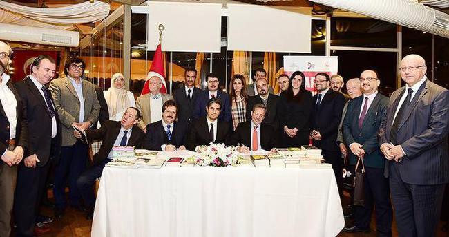 150 Türkçe eser Arapçaya çevrilecek