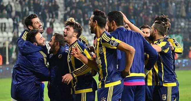 Fenerbahçe'nin golcü savunması