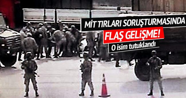 MİT TIR'ları soruşturmasında şüpheli avukat tutuklandı