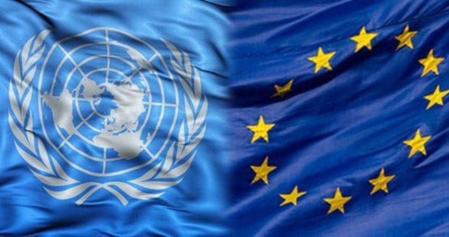 BM'den AB'ye sığınmacı tepkisi