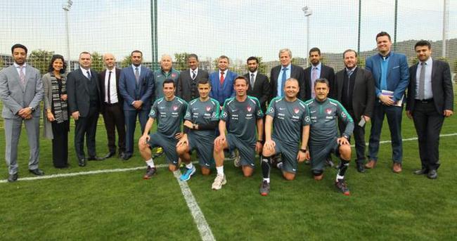 Katar, TFF'yi ziyaret etti