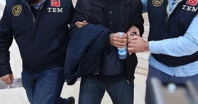 Balıkesir'de FETÖ/PDY operasyonunda 5 gözaltı