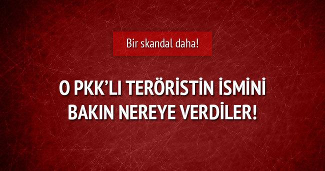 PKK'lı teröristin kod adıyla kadın merkezi açtılar!