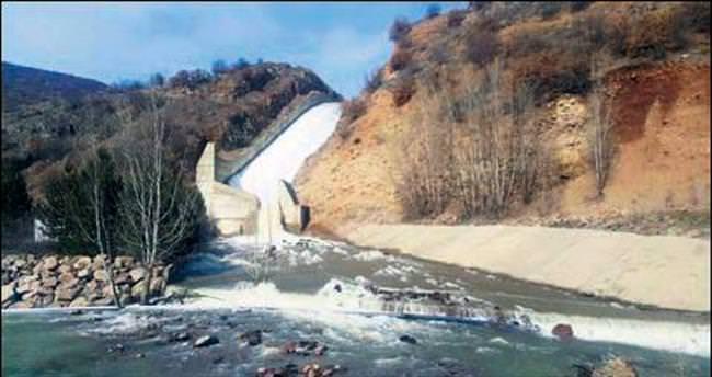 Kızılcahamam'da barajlar doldu taşıyor