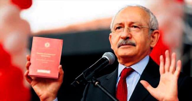 Kılıçdaroğlu'nun uzlaşmaya niyeti yok