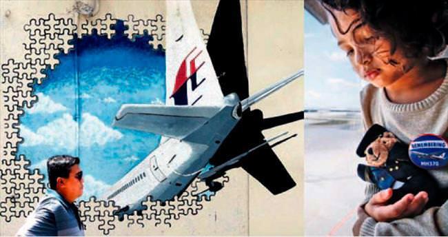 Malezya uçağı iki yıldır bulunamadı