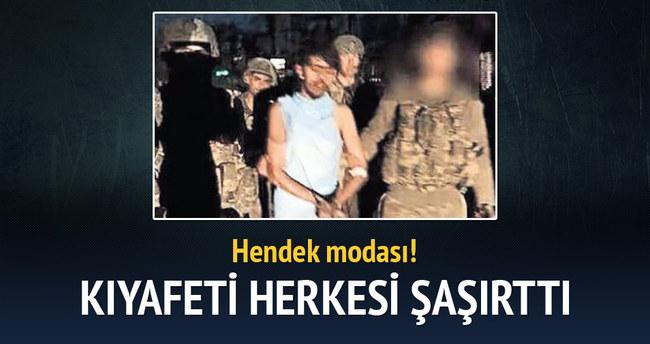 PKK'lılar saklanmak için bu kez abiye giydi!